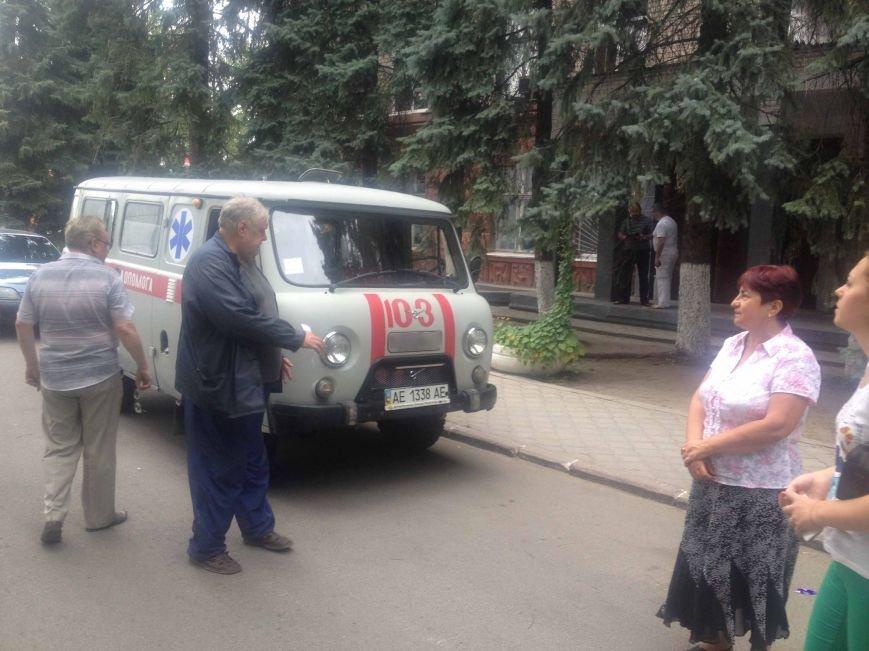 ДТП в Днепропетровске: неустановленным авто сбита женщина (фото) - фото 1
