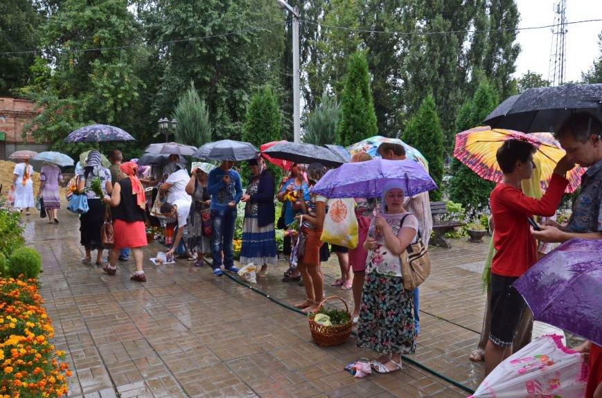 В Полтаві відсвяткували Медовий Спас. Фото, фото-10