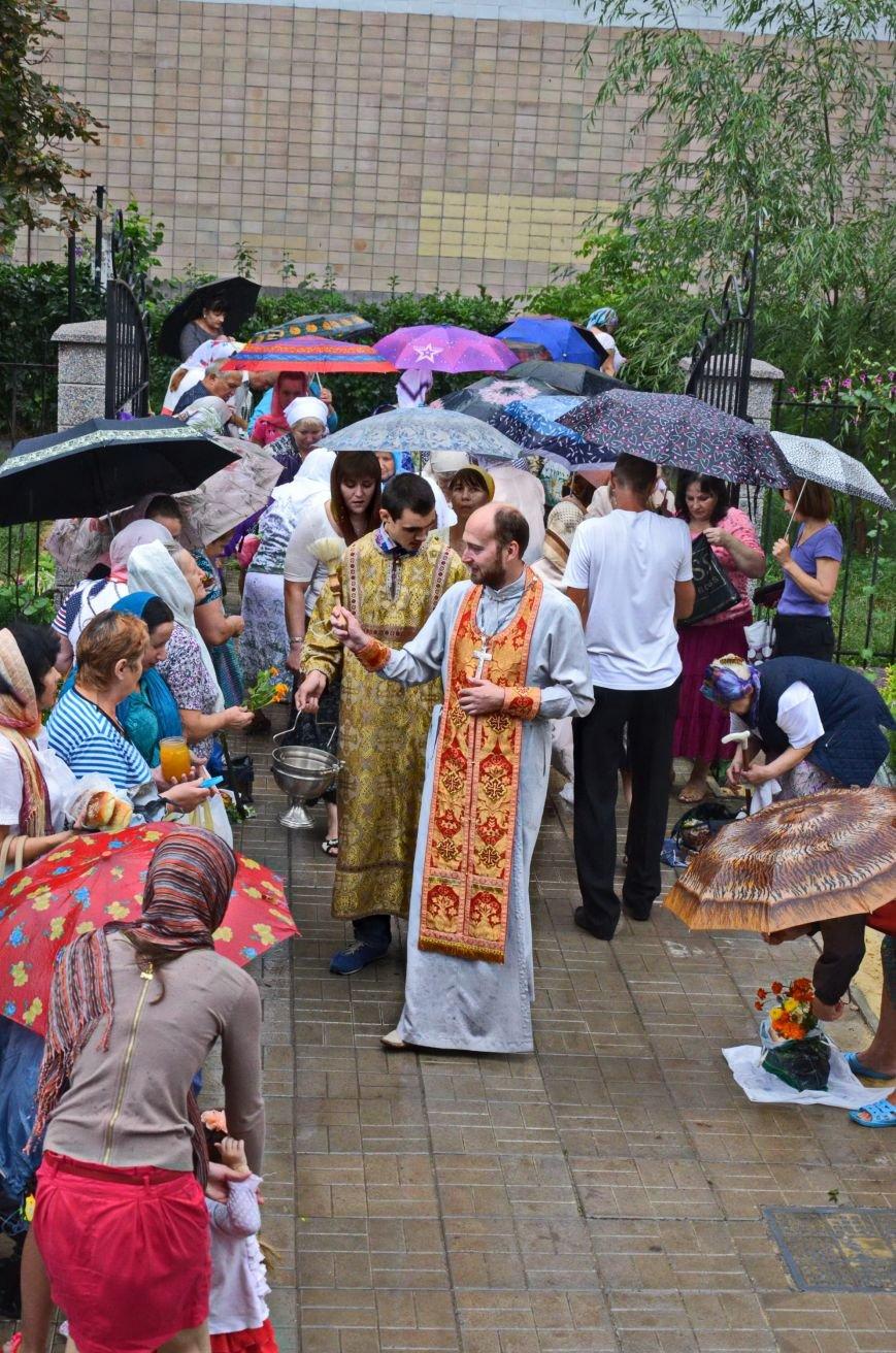 В Полтаві відсвяткували Медовий Спас. Фото, фото-11