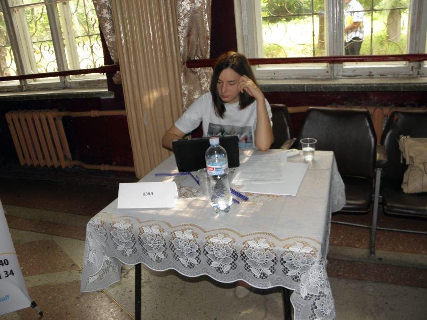 В Краматорске переселенцам предлагают работу (фото) - фото 6