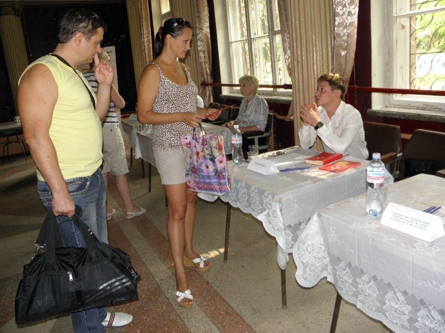 В Краматорске переселенцам предлагают работу (фото) - фото 10