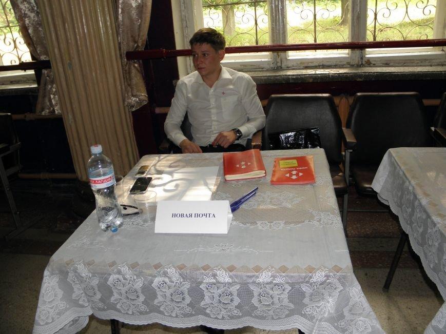 В Краматорске переселенцам предлагают работу (фото) - фото 7