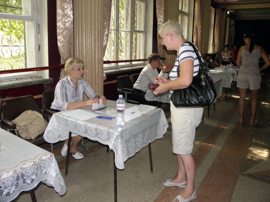 В Краматорске переселенцам предлагают работу (фото) - фото 11