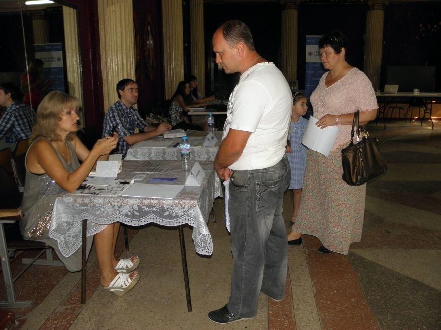 В Краматорске переселенцам предлагают работу (фото) - фото 9