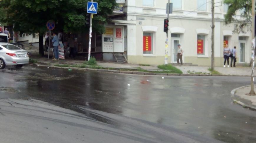 Мокрый Днепропетровск: ода дождю или чего ждать от непогоды (ФОТО), фото-4