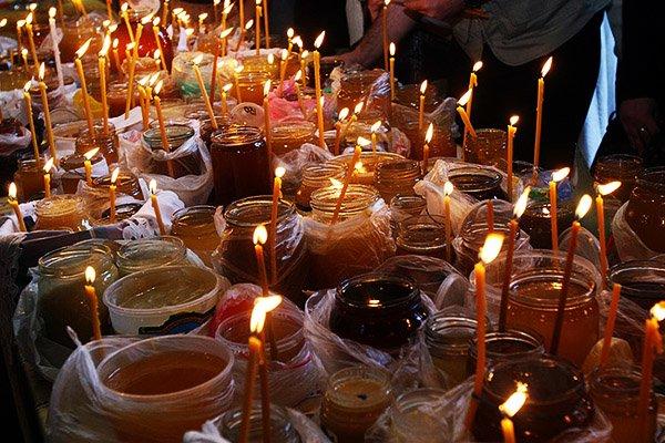 Православный мир отмечает Медовый спас, или Маковей (фото) - фото 1
