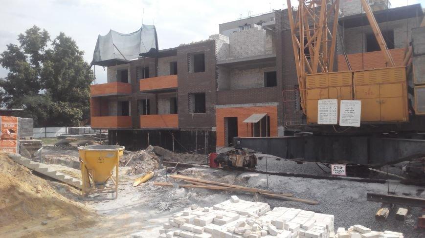 Набережный квартал - надежный всеукраинский строительный проект (фото) - фото 1