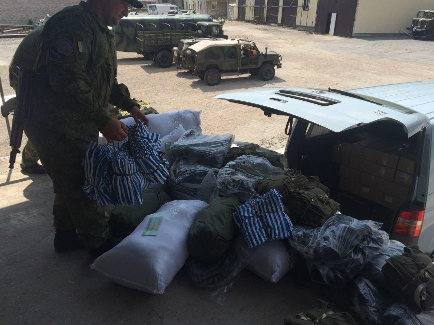 Благодійний фонд «Небайдужі серця» надав гуманітарну допомогу штабу національного захисту Дніпропетровської області, фото-2