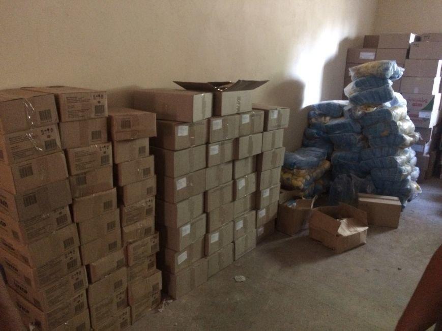 Благодійний фонд «Небайдужі серця» надав гуманітарну допомогу штабу національного захисту Дніпропетровської області, фото-3