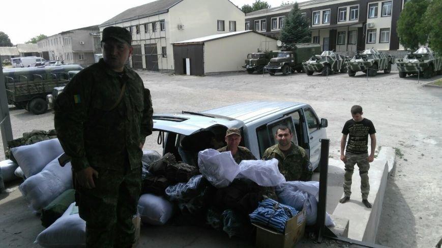 Благодійний фонд «Небайдужі серця» надав гуманітарну допомогу штабу національного захисту Дніпропетровської області, фото-4