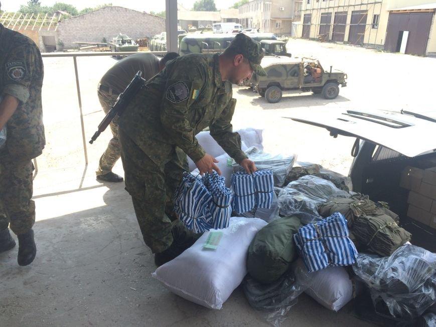Благодійний фонд «Небайдужі серця» надав гуманітарну допомогу штабу національного захисту Дніпропетровської області, фото-1