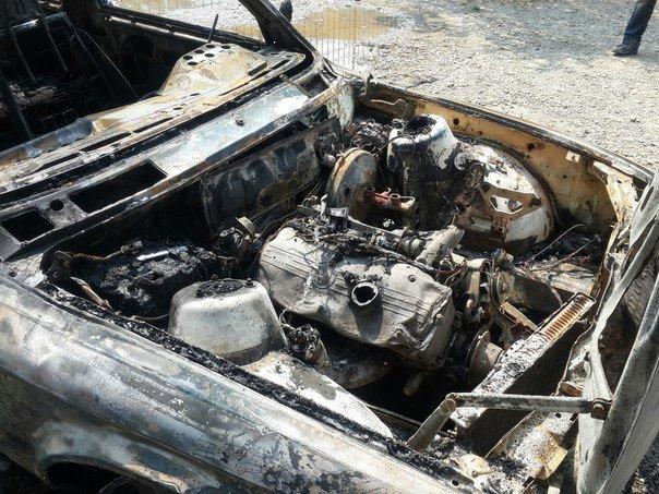 Загорілась авітвка на станції Добробут у Чернівцях (фото) - фото 1