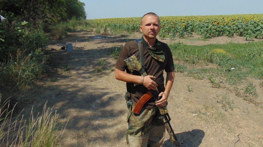 Стало известно, как «опасно» морпехи меняли добровольцев на передовой под Мариуполем (ФОТО) (фото) - фото 1