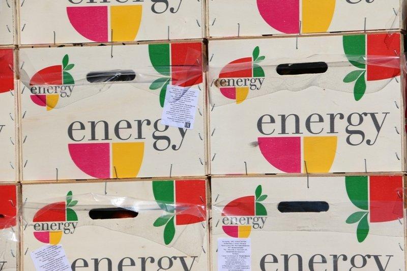 На городской свалке Керчи трактором раздавили более 4 тонн фруктов из Литвы (ФОТО) (фото) - фото 1