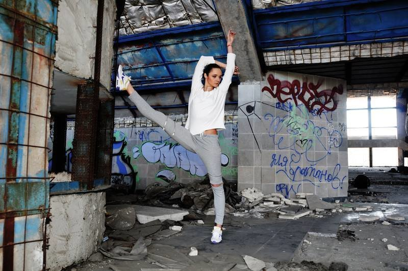 Николаевская саблистка Ольга Харлан призвала к спасению заброшенных спорт-объектов (ФОТО), фото-3