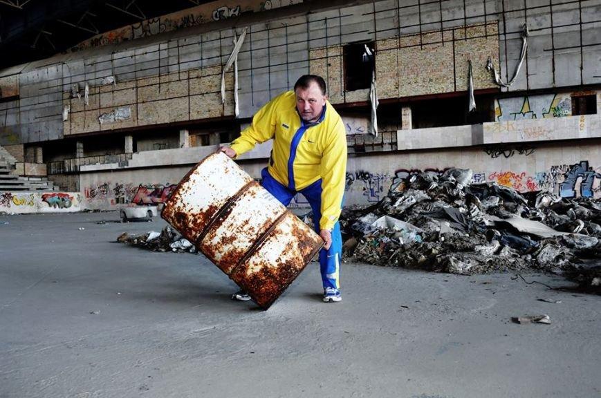 Николаевская саблистка Ольга Харлан призвала к спасению заброшенных спорт-объектов (ФОТО), фото-4