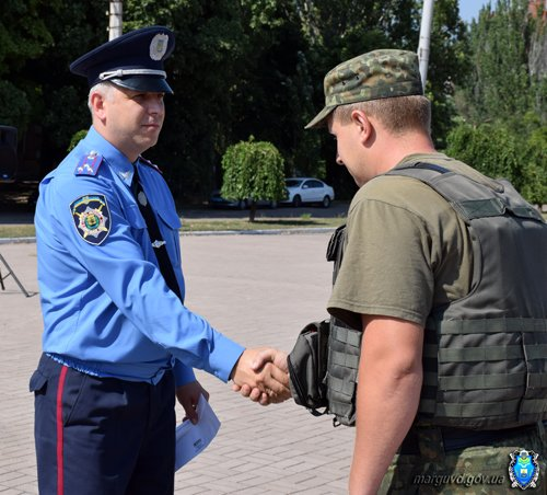 Мариупольским милиционерам вручили деньги за оперативную смекалку (ФОТОРЕПОРТАЖ), фото-3