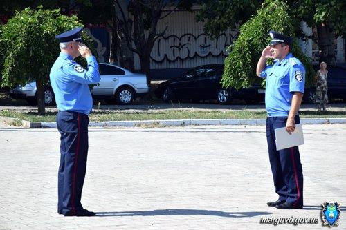 Мариупольским милиционерам вручили деньги за оперативную смекалку (ФОТОРЕПОРТАЖ), фото-2