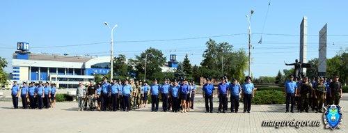 Мариупольским милиционерам вручили деньги за оперативную смекалку (ФОТОРЕПОРТАЖ), фото-1