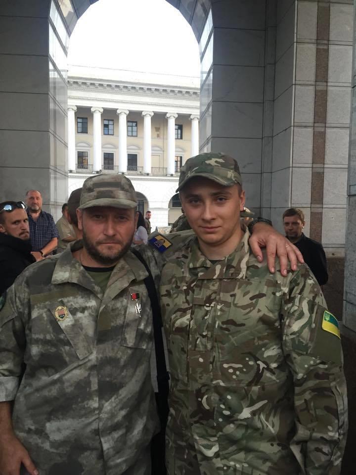 Сергей Стерненко – человек, меняющий Одессу: Сохраняем спокойствие и чистим пулемет, фото-1