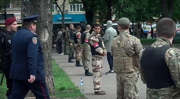 Сергей Стерненко – человек, меняющий Одессу: Сохраняем спокойствие и чистим пулемет, фото-11