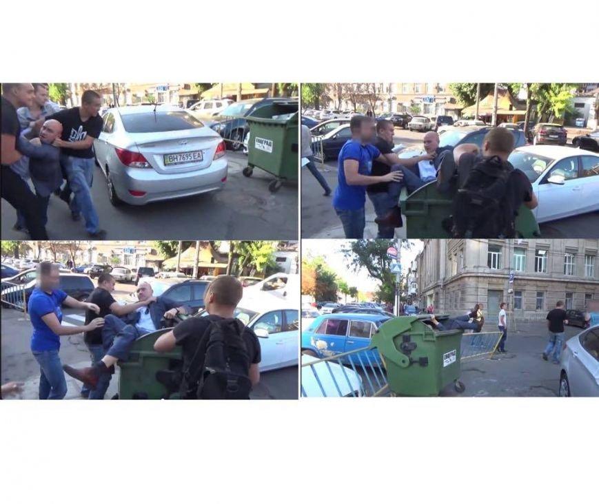 Сергей Стерненко – человек, меняющий Одессу: Сохраняем спокойствие и чистим пулемет, фото-7