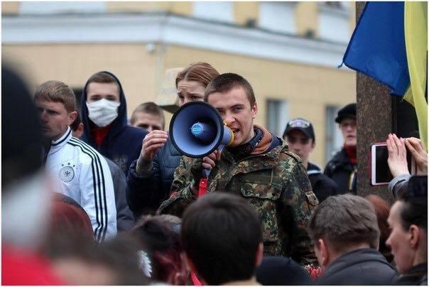 Сергей Стерненко – человек, меняющий Одессу: Сохраняем спокойствие и чистим пулемет, фото-6