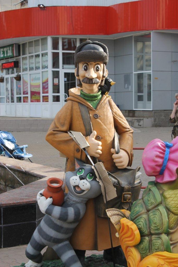 Скоро в Уфе поселятся сказочные персонажи (фото) - фото 1