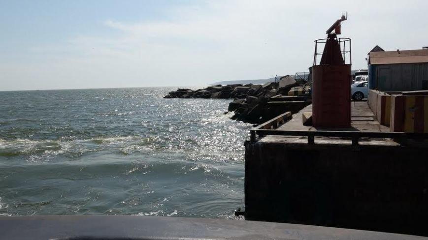 Жербривский намерен вернуть в мариупольский порт контейнерные перевозки  и  «Меотиду» (ФОТО) (фото) - фото 3