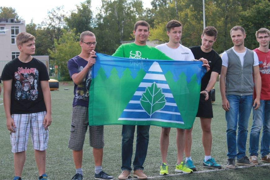 В Троицке в новой Москве прошёл первый открытый турнир по лазерному пейнтболу (ФОТО), фото-5