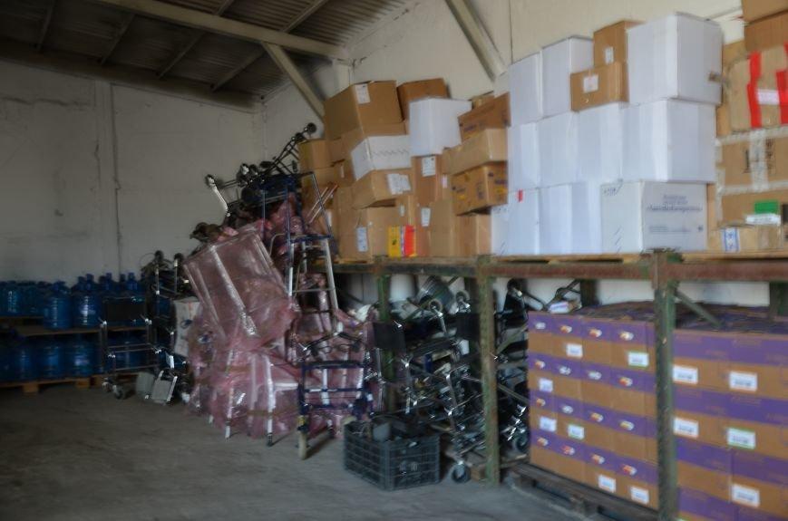 В Мариуполе открыли волонтерский логистический центр (ФОТО+ВИДЕО), фото-2