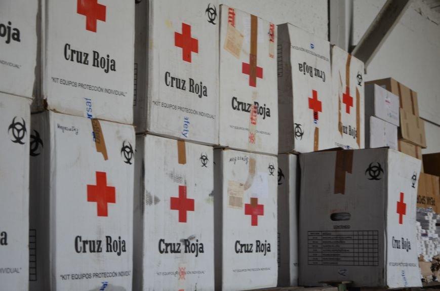 В Мариуполе открыли волонтерский логистический центр (ФОТО+ВИДЕО), фото-4