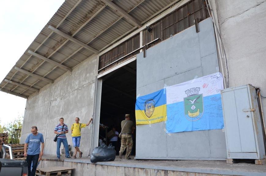 В Мариуполе открыли волонтерский логистический центр (ФОТО+ВИДЕО), фото-25
