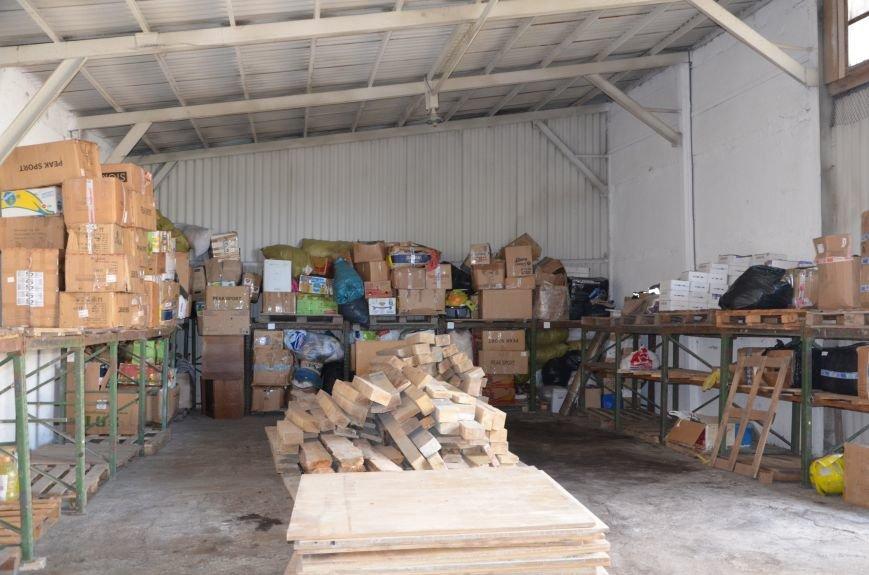 В Мариуполе открыли волонтерский логистический центр (ФОТО+ВИДЕО), фото-26