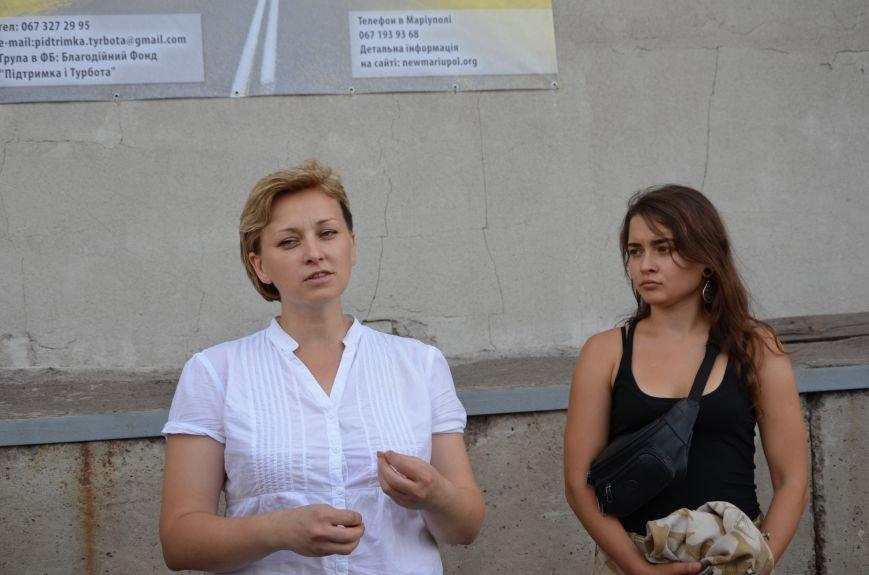В Мариуполе открыли волонтерский логистический центр (ФОТО+ВИДЕО), фото-23