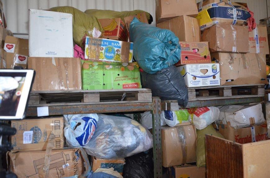 В Мариуполе открыли волонтерский логистический центр (ФОТО+ВИДЕО), фото-16