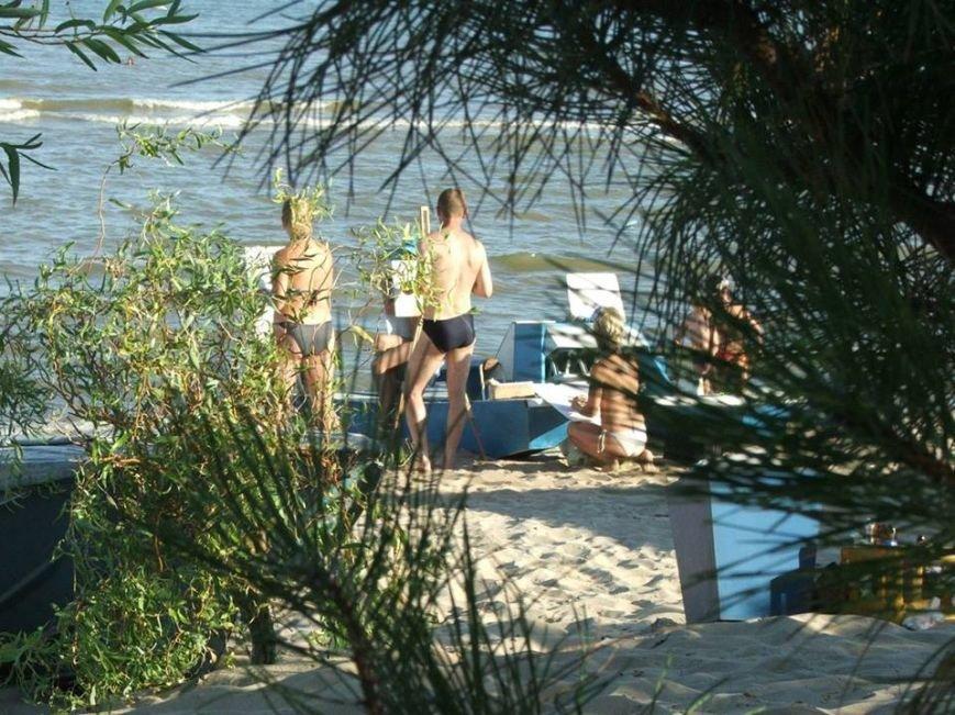 Арт-пикник по-мариупольски! Пляж Песчаного превратился в творческую тусовку (ФОТО) (фото) - фото 2