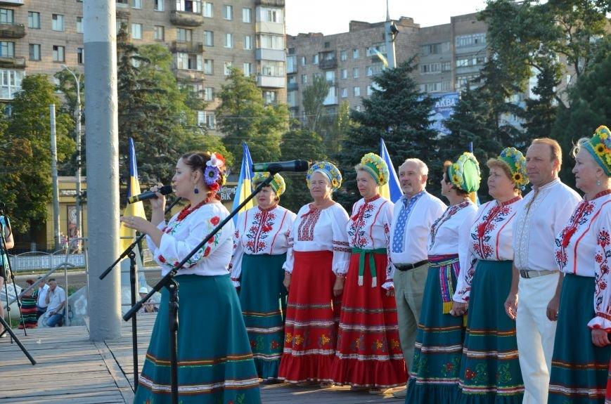 В Мариуполе киевские артисты поддержали жителей на концерте (ФОТО+ВИДЕО), фото-38