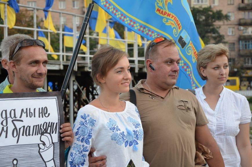 В Мариуполе киевские артисты поддержали жителей на концерте (ФОТО+ВИДЕО), фото-52