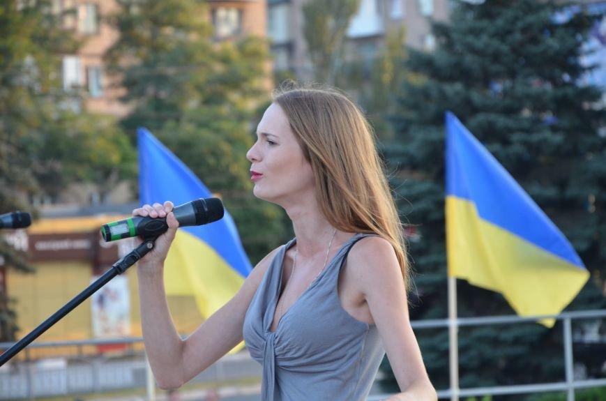 В Мариуполе киевские артисты поддержали жителей на концерте (ФОТО+ВИДЕО), фото-48