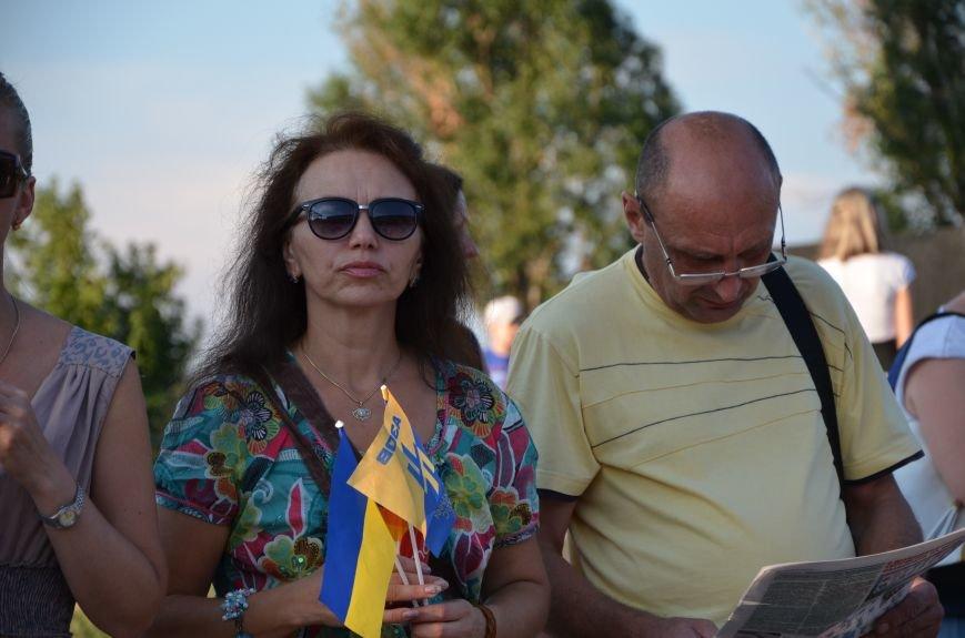 В Мариуполе киевские артисты поддержали жителей на концерте (ФОТО+ВИДЕО), фото-8