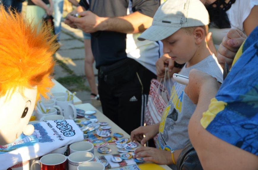 В Мариуполе киевские артисты поддержали жителей на концерте (ФОТО+ВИДЕО), фото-6