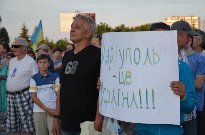 В Мариуполе киевские артисты поддержали жителей на концерте (ФОТО+ВИДЕО), фото-47