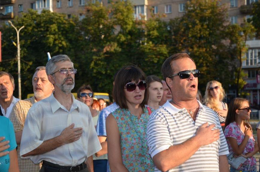 В Мариуполе киевские артисты поддержали жителей на концерте (ФОТО+ВИДЕО), фото-26