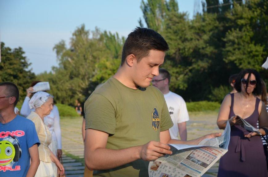 В Мариуполе киевские артисты поддержали жителей на концерте (ФОТО+ВИДЕО), фото-12