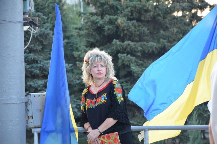 В Мариуполе киевские артисты поддержали жителей на концерте (ФОТО+ВИДЕО), фото-49