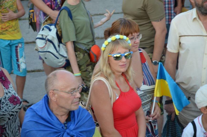 В Мариуполе киевские артисты поддержали жителей на концерте (ФОТО+ВИДЕО), фото-34