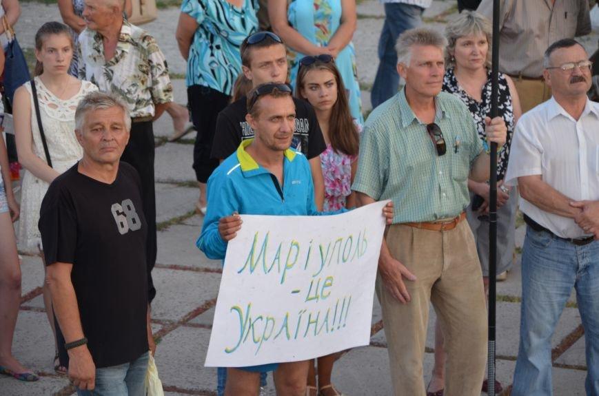 В Мариуполе киевские артисты поддержали жителей на концерте (ФОТО+ВИДЕО), фото-50