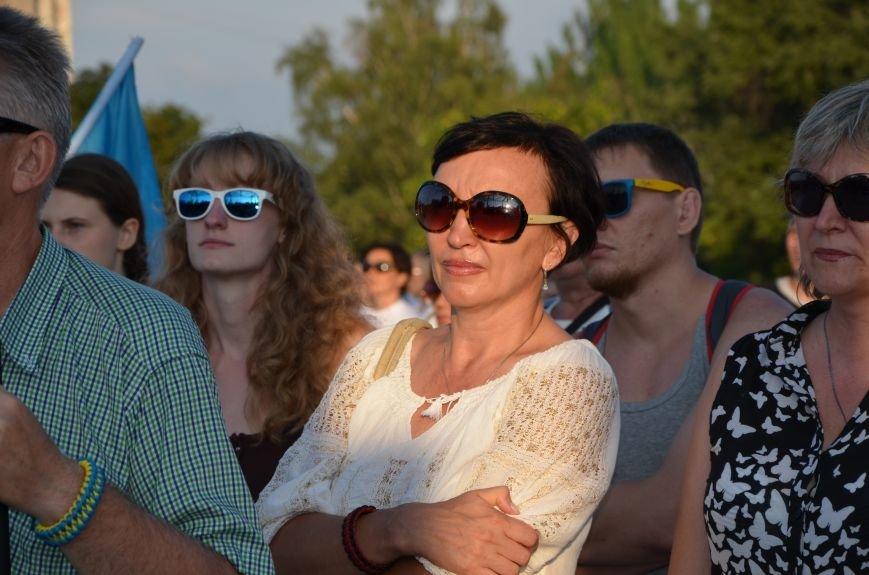 В Мариуполе киевские артисты поддержали жителей на концерте (ФОТО+ВИДЕО), фото-30