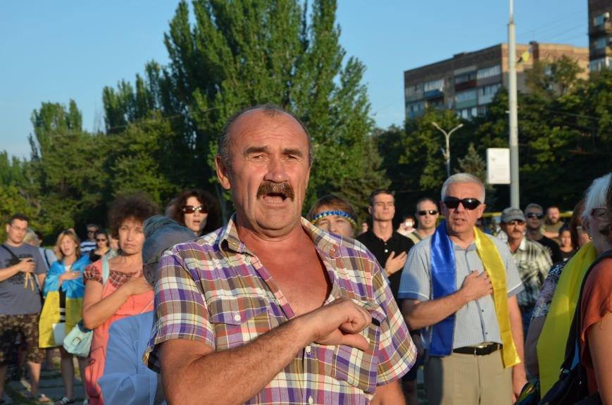 В Мариуполе киевские артисты поддержали жителей на концерте (ФОТО+ВИДЕО), фото-25